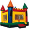 The fun factory has castle bounce houses for rent in Carrollton, Texas
