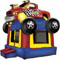 Your boys will love our Monster Truck bounce houses for rent in Plano Texas