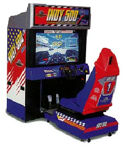 Plano Indy 500 Game Machine Rentals