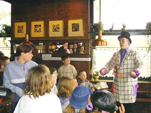 Dallas Magician Kids Party Rentals Houston Magic Show Children's Parties Austin Texas